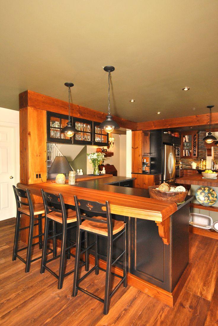 25 best ideas about colonne cuisine on pinterest - Home staging cuisine rustique ...