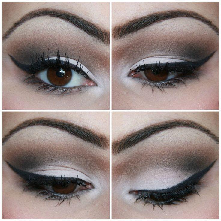 Matte Smokey Cat Eye