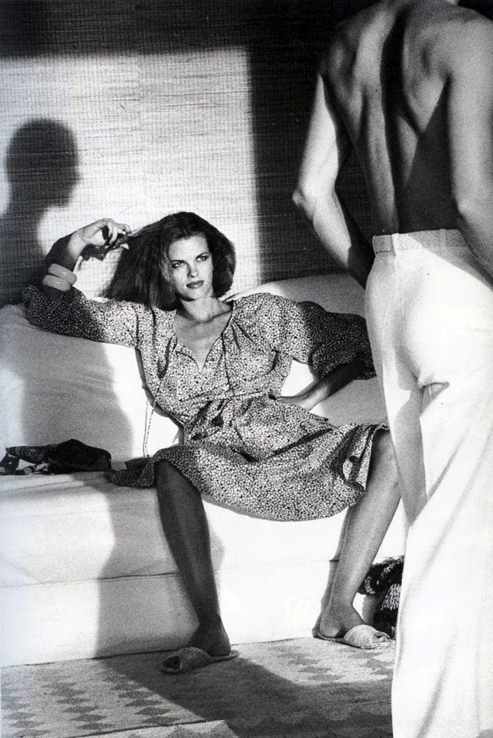 Helmut Newton – Vogue (USA), 1975