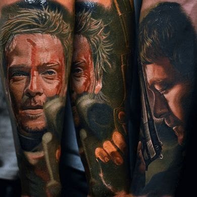 906 best images about tattoo ideas on pinterest web for Boondock saints tattoos
