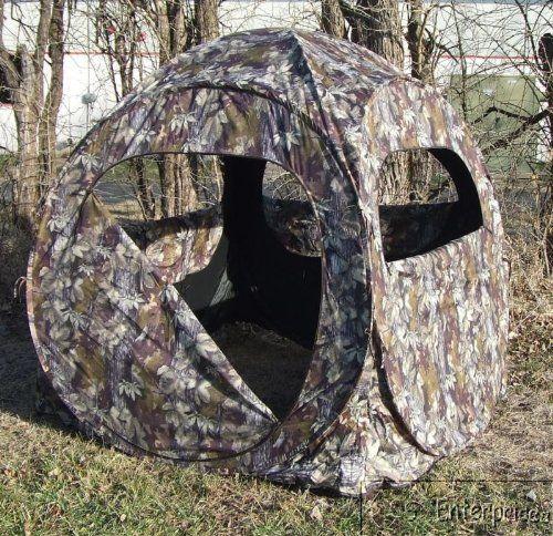 Best 20 hunting ground blinds ideas on pinterest ground for Best deer blinds