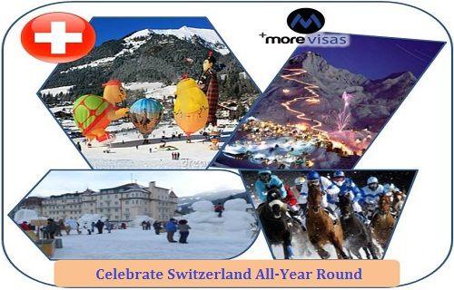 #Celebrate #Switzerland All-Year Round. Read more...   https://www.blog.morevisas.com/celebrate-switzerland-all-year-round/