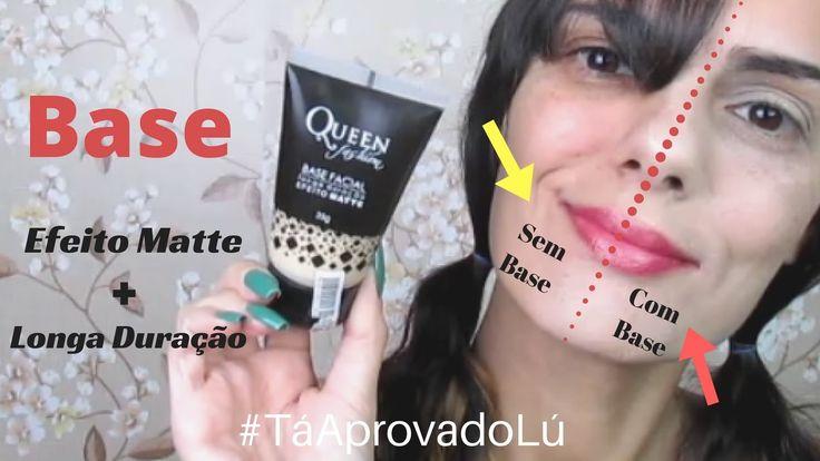 Base Queen - Boa e Barata #TáAprovadoLú   Luciana Queiróz