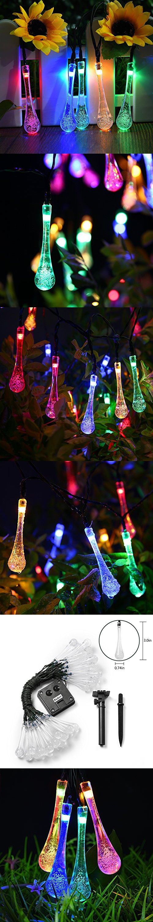 Best 25+ Solar powered christmas lights ideas on Pinterest | Solar ...
