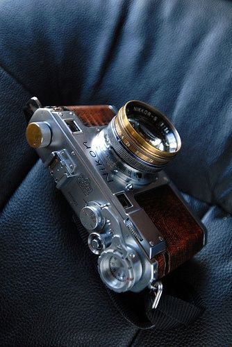 I always think about getting an old film camera, and then think about the time it takes to develop film.