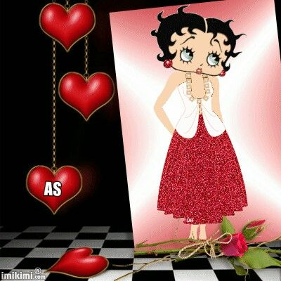 1142 best holiday occasion betty boop images on pinterest. Black Bedroom Furniture Sets. Home Design Ideas