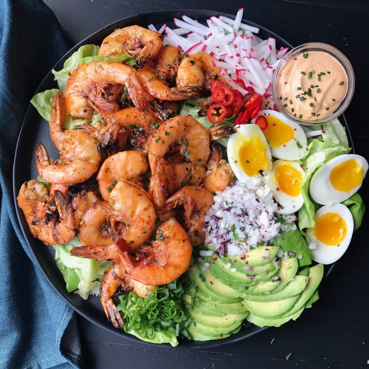 Shrimp Louie Salad | Inspiration for Everyday Food Made Marvelous