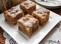 Ořechovo-jablečný koláč II.