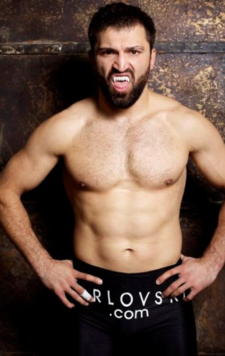 Arlovski was born in Bobruisk, Byelorussian Soviet Socialist Republic (now Belarus). When he was younger, bullies often picked on him and beat him up. In 1994, when he was 14 years old, he finally had enough and started lifting weights to put on muscle and, he hoped, to help him deal with these bullies. Andrei only took up martial arts at the age of 16 having previously been interested in football.