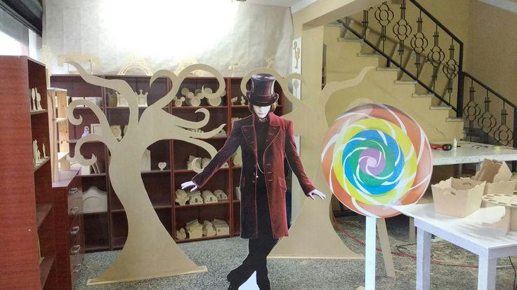 Personajes de Charlie y la fabrica de Chocolate.Arte Fácil  Personajes ,Charlie y la fabrica de chocolate,Arte Fácil Salta