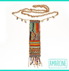 Los #collares son indispensables para completar tu #outfit, puedes combinarlo como quieras. Atrévete!