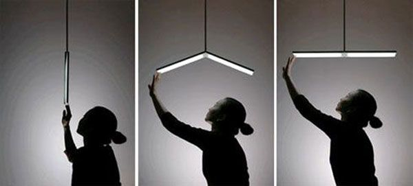 40 of The Most Creative Lamp Designs Ever - http://freshome.com/2008/10/19/40-of-the-most-creative-lamp-designs-ever/