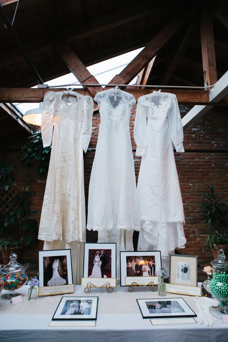 10 best Wedding Dress Display images on Pinterest | Short wedding ...