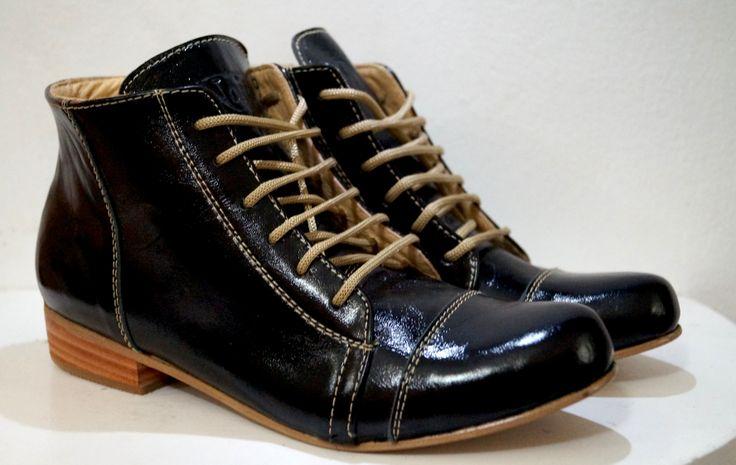 Botin de cuero Richato #shoes #lether #100% #chile #zapatos #botines #nain #zapateria #oxford #cuero