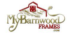 MyBarnwoodFrames.com Handcrafted Rustic Frames