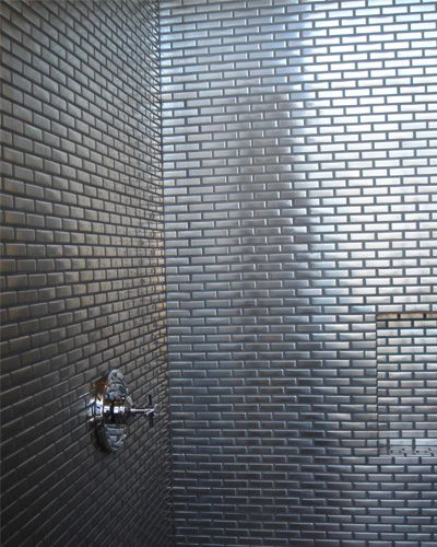stainless steel bathroom tiles pin by amigh on interior design 20647