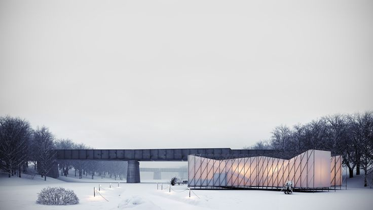 Pop-up-restaurant-on-a-frozen-lake-by-OS31