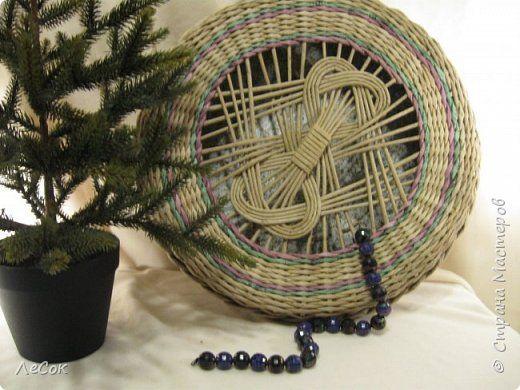 Поделка изделие Плетение Ажурные крышки Продолжение Трубочки бумажные фото 15