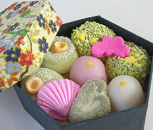 龜末廣・亀末廣(かめすえひろ)半生菓子 買ってみました!