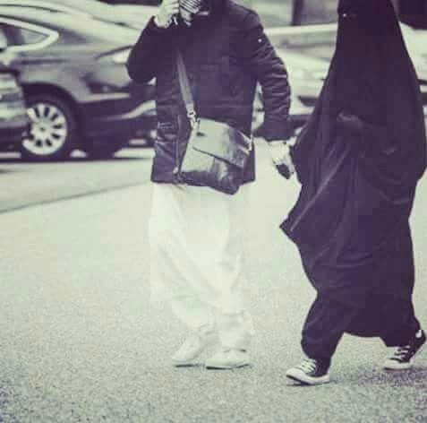 #فريق مسلم ومسلمة