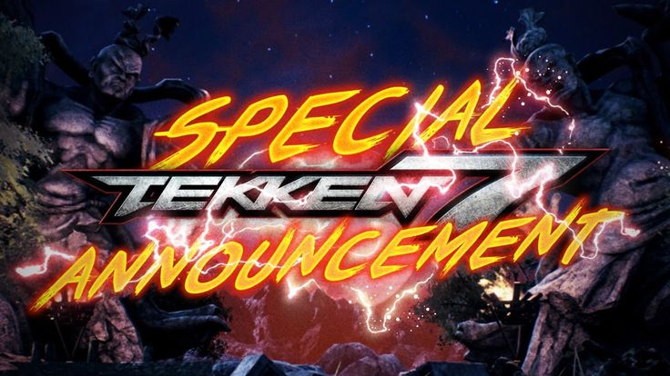 TEKKEN 7 - Special Announcement! Abandoned Temple - 鉄拳7