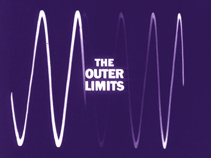 """""""The Outer Limits"""" (1963 to 1965. ABC) - Anthology TV series with an emphasis on science fiction. Each episode was self-contained, generally with a plot twist at the end."""