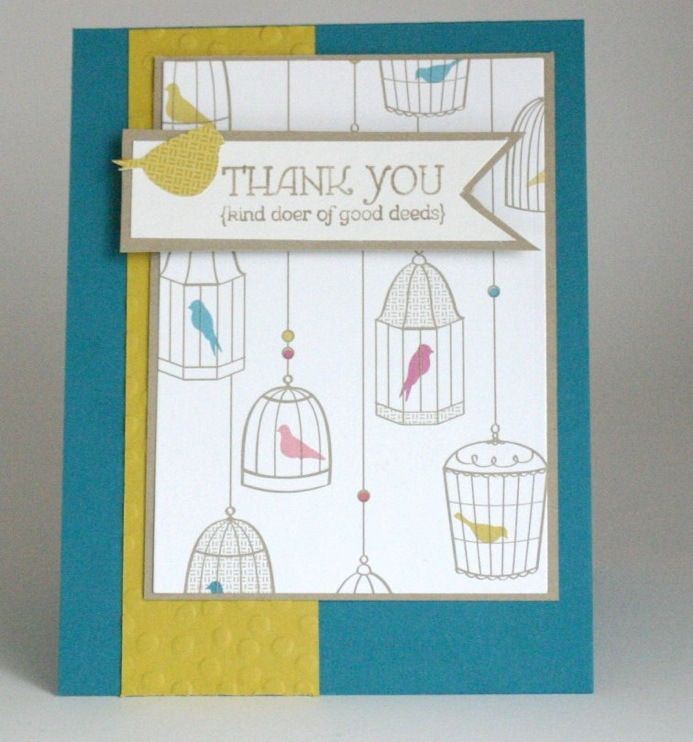 2014 In Colors Stampin Up: 17 Best Images About Stampin' Up! Birds Of A Feather DSP