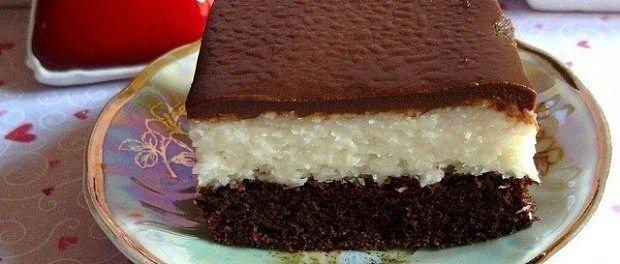 Tak tohle je opravdu dobrota. Čokoládové těsto, pak jsem to polila kokosovým krémem a nakonec jsem na celý koláč dala čokoládu. Kombinace byla super. Koláč byl snědený okamžitě, takže jsem usoudila, že jsem asi zabodovala. Zkuste to sami a uvidíte, že bude chutnat celé rodině. Co budeme potřebovat: Těsto: 6 vajec 6 lžic cukru 1 …