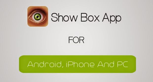 ShowBox for PC. Download ShowBox Movies App on Laptop Windows XP/7/8, Run ShowBox App on iPhone, iPad, Mac Step by Step Guide to Install ShowBox Movies App for Free