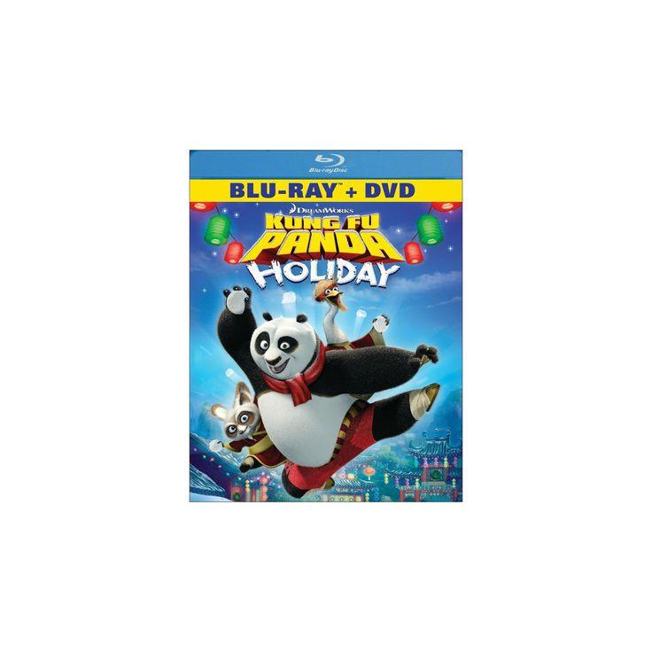 Kung Fu Panda Holiday (2 Discs) (Blu-ray/Dvd)