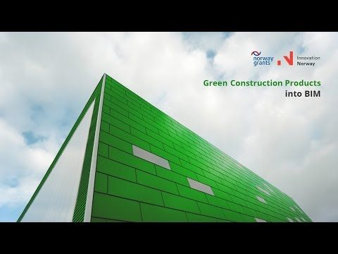 Green Construction Products into BIM -  a Bulgarian company wins a grant that is going to revolutionise the way we manage green product information in construction. Don't forget to switch on the subtitles!
