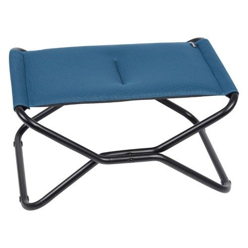 Lafuma Next Air Comfort Folding Stool Blue Outdoor