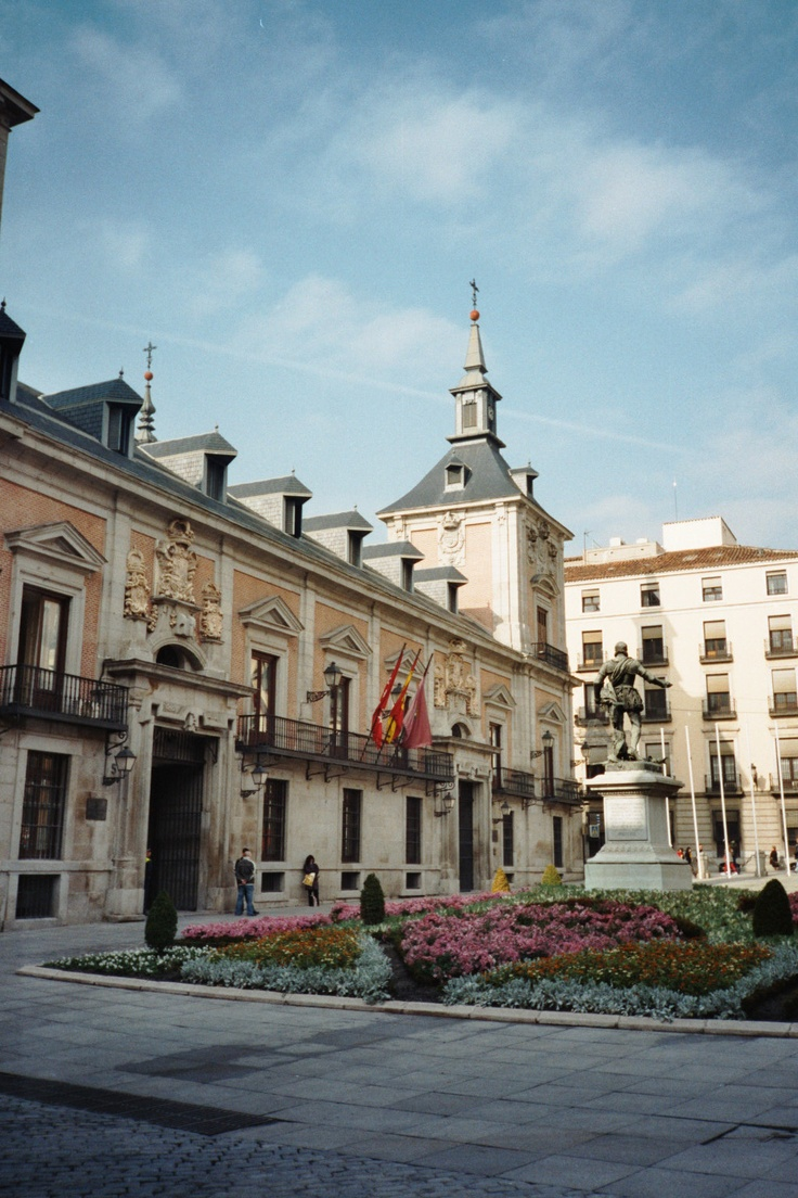 Plaza de la Villa, Madrid