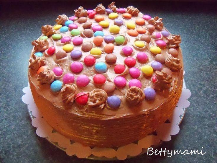 Csokitorta   Betty hobbi konyhája
