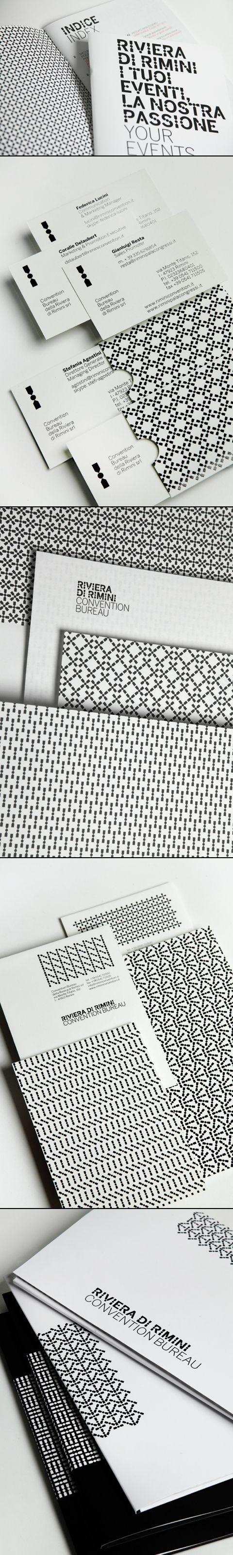 riviera di rimini | #stationary #corporate #design #corporatedesign #identity #branding #marketing < repinned by www.BlickeDeeler.de | Take a look at www.LogoGestaltung-Hamburg.de