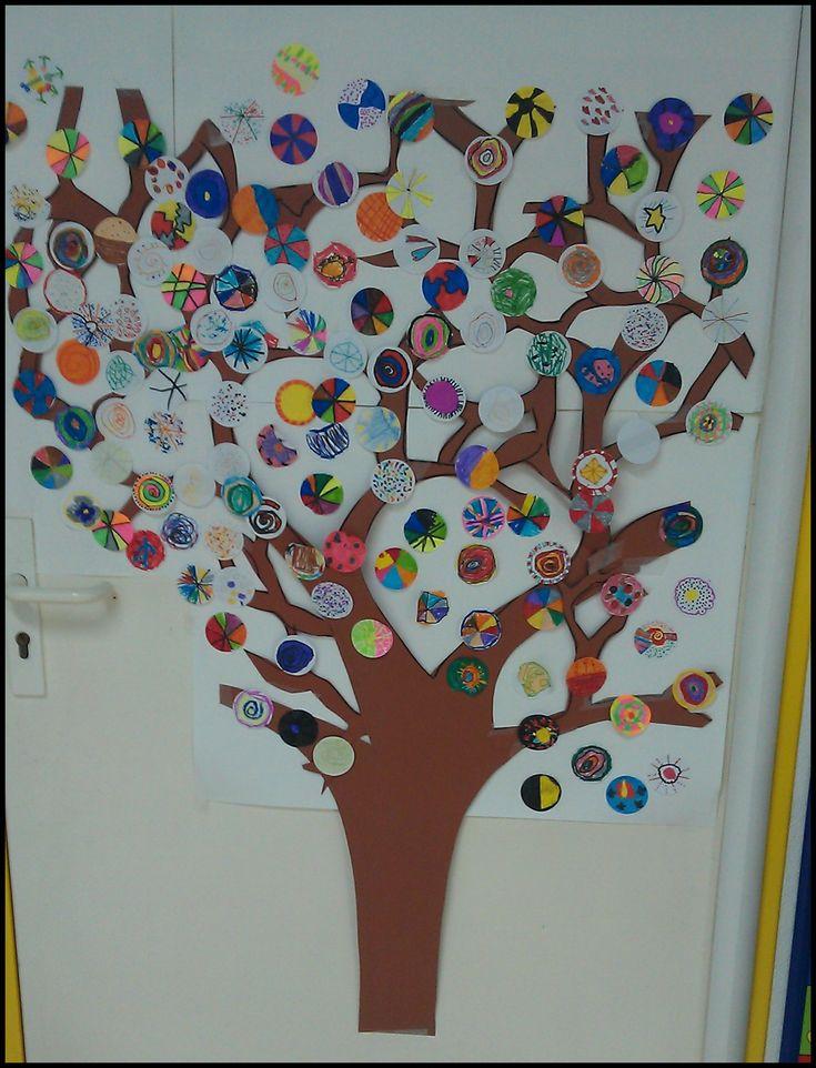 Arts visuels: L'arbre à la manière de Natasha Wescoat