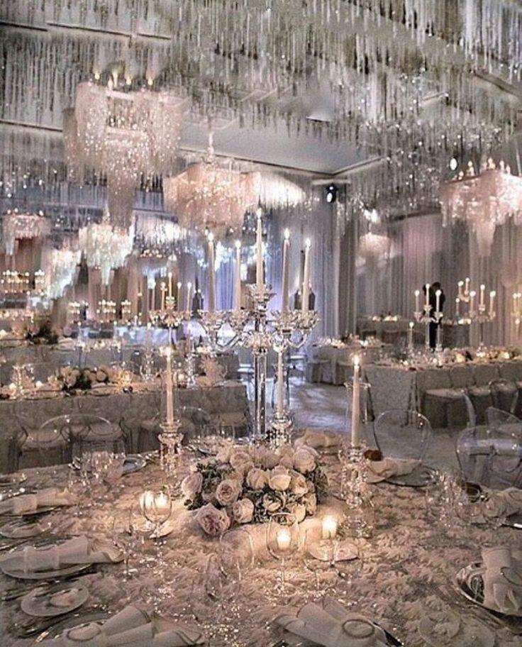 Indoor Wedding Ceremony Brampton: 62 Extravagant White Indoor Wedding Ceremony 6 In 2020