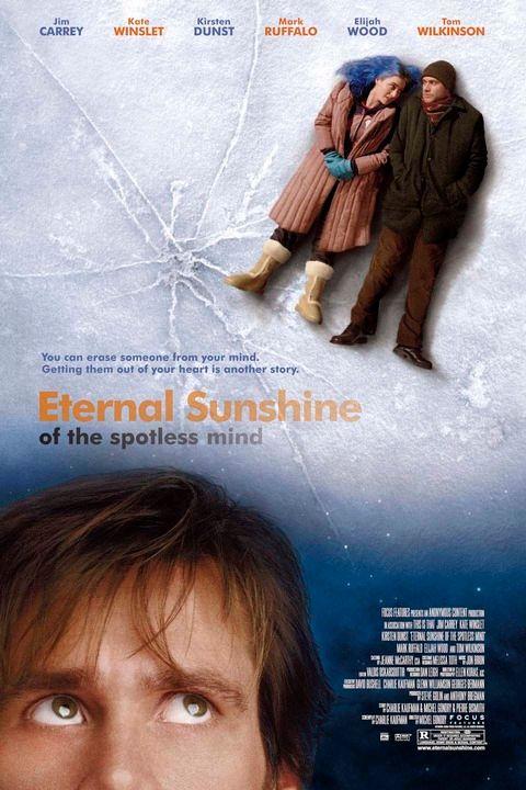 ETERNAL SUNSHINE OF THE SPOTLESS MIND, de Michel Gondry - 2009