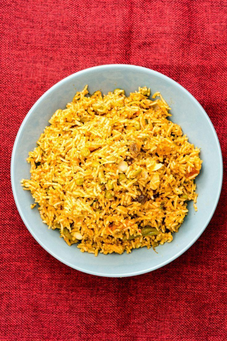 Kari ryža