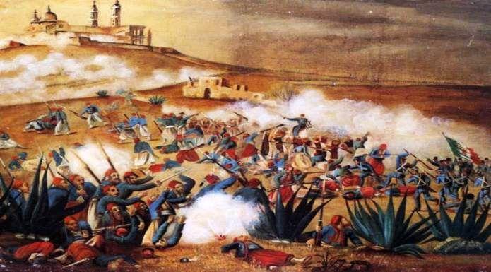La Batalla De Puebla 5 De Mayo Cronologia Actualizada 2019