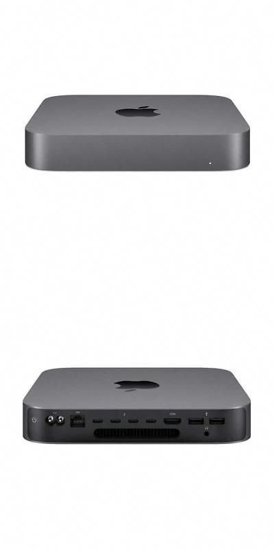 Apple Desktops and All-In-Ones 111418: New Apple Mac Mini 3 2Ghz Six