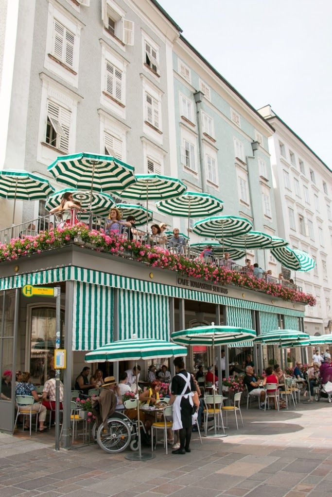 Darling Salzburg, Austria - The Overseas EscapeThe Overseas Escape