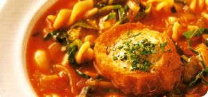 Tuscan bean and pasta soup - Slimming world lifeline online
