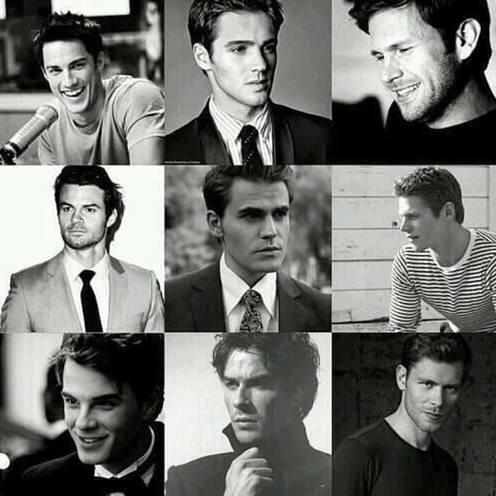 These Guyzomg Tvd And The Originals Pinterest Vampire