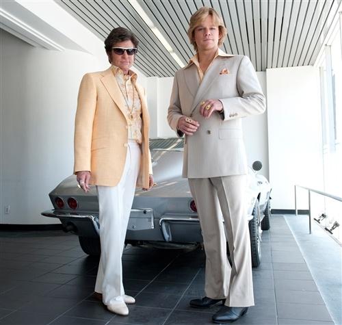 Matt Damon and Michael Douglas pile on glitz for Liberace film - The Clicker