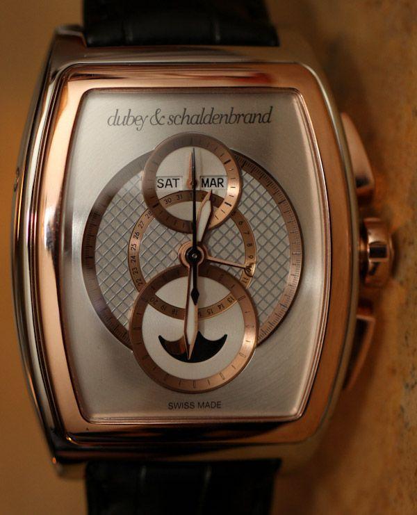 Dubey & Schaldenbrand Grand Dome Watch
