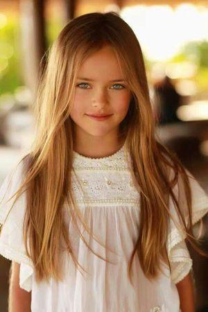 美しすぎる少女