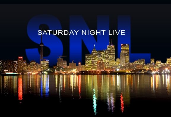 Saturday Night Live.  Make your own bumper pictures.  http://samuelkillermann.com/misc/photography/how-to-make-saturday-night-live-host-bumper-headshots/