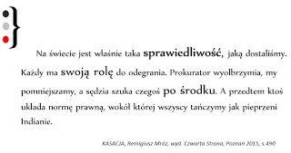 Subiektywnik literacki Joanny Hilińskiej: BONUS * Mroźne opowieści cz.5 * Najlepsze teksty z Chyłki