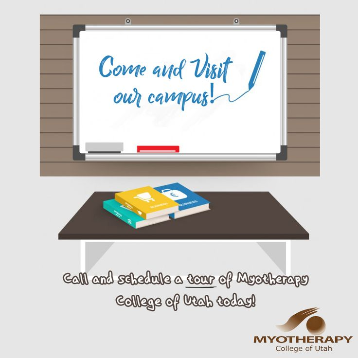 If you think our college and career is a fit for you, come and visit the campus of Myotherapy College. Call (800) 511-5735 or visit https://www.myotherapycollege.com/admission-fee/ to know more. #CampusTour #MassageSchool